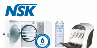 NSK decontamination products
