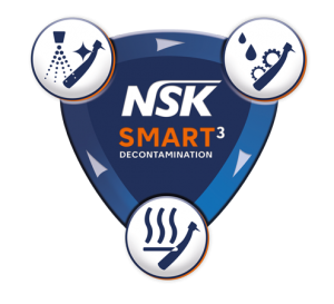 NSK SMART3 Decontamination