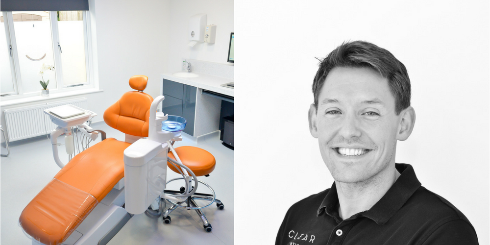 Sue Karran interviews Chris Leech from Clear Dentistry, Hampshire