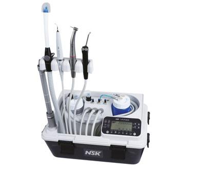 NSK VIVA ace - mobile dentistry