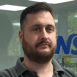 Gary Stephenson NSK Service Manager