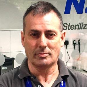 Joseph Campo NSK Service Engineer