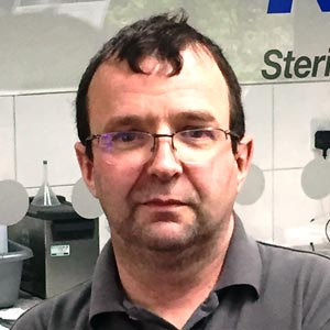 Murray Walton NSK Service Engineer