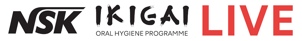 NSK Ikigai oral health programme LIVE