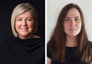 Siobhan Kelleher and Eilish Duffy