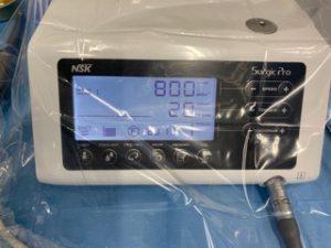 NSK Surgic Pro at Delta Dental Academy