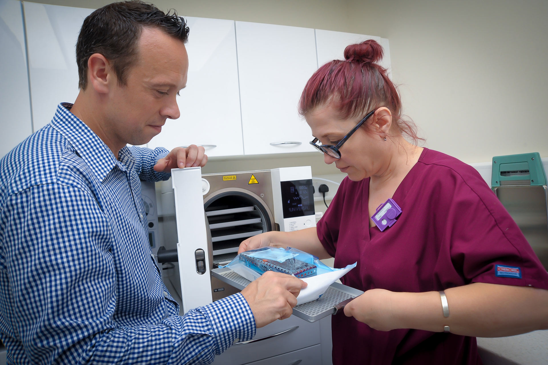 Dirty to clean: best practice in  handpiece decontamination