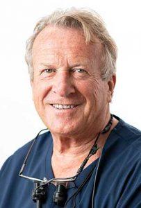 Clinical Director Tony Clough